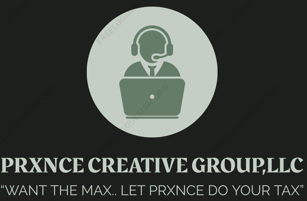 PRXNCE.TAX --PRXNCE CREATIVE GROUP,LLC TAX PRODUCT